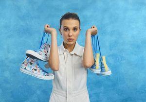 L'instant mode : Millie Bobby Brown lance sa première ligne de baskets avec Converse