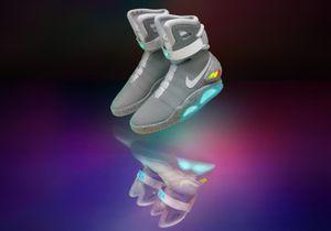 L'instant mode : Nike, « Retour vers le Futur » et la bonne cause