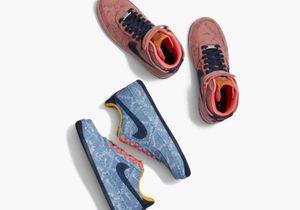 L'instant mode : Nike x Levi's, la collab' de la rentrée pour les amoureux de sneakers