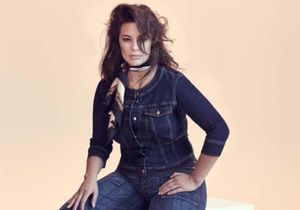 L'instant mode : quand Ashley Graham dessine des jeans pour Marina Rinaldi