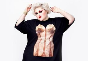 L'instant mode : quand Jean Paul Gaultier collabore avec Beth Ditto