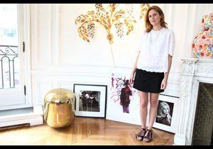 L'univers de… Delphine de Canecaude, fondatrice de l'agence de pub Etoile Rouge