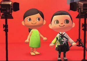 La maison Valentino dévoile ses derniers looks… pour Animal Crossing