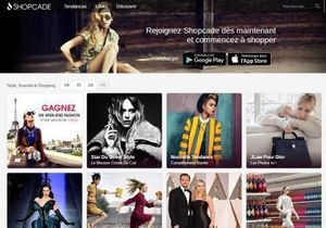 La plateforme de shopping en ligne Shopcade arrive en France