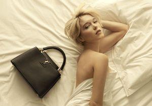 Léa Seydoux, sensuelle pour la nouvelle campagne Louis Vuitton