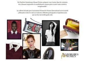 Les stars mettent leur garde-robe en vente sur Vestiaire Collective