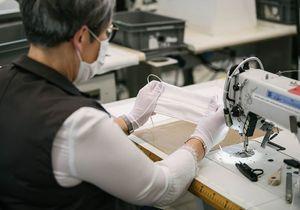 Louis Vuitton mobilise ses ateliers pour la production de centaines de milliers de masques