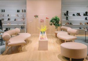 Mansur Gavriel ouvre son premier pop-up store à Paris