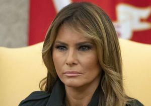 Mélania Trump : ce manteau qui fait (encore) polémique pour le 11 septembre