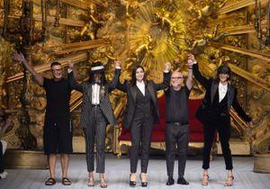 Monica Bellucci et Naomi Campbell (re)jouent les mannequins pour Dolce & Gabbana