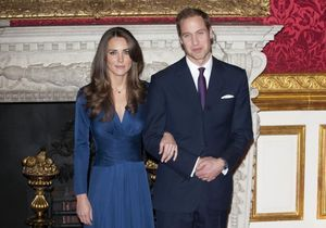 Monsoon réédite la robe de fiançailles mythique de Kate Middleton
