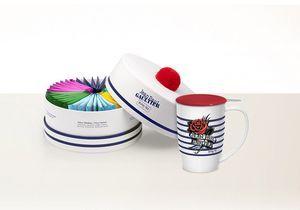 Offrez un coffret marin Kusmi Tea par Jean Paul Gaultier !