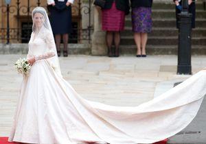 On peut s'offrir la robe de mariée de Kate Middleton à prix mini