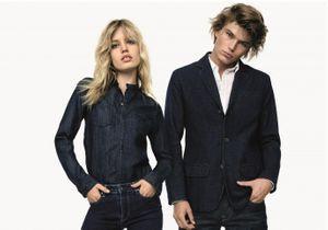 Pepe Jeans enrôle Georgia May Jagger et Jordan Barrett pour l'automne