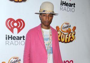 Pharrell Williams, élu icône de mode par le CFDA