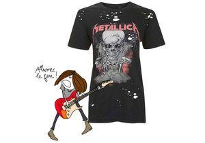 Pour ou contre : le tee-shirt de métalleux