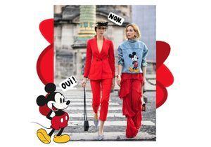 Pour ou contre : Mickey Mouse dans la mode