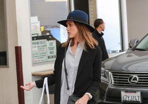 Pourquoi elle est bien : le casual cool de Jessica Alba