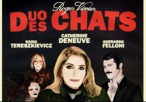 #Prêtàliker : Catherine Deneuve sublime dans un film signé Roger Vivier