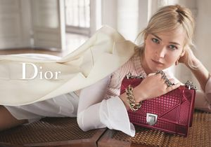 #PrêtàLiker : découvrez la nouvelle campagne Dior avec Jennifer Lawrence