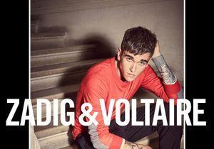 #PrêtàLiker : Gabriel-Kane Day-Lewis, nouveau visage de Zadig et Voltaire