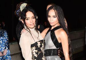 #PrêtàLiker : Lisa Bonet et Zoë Kravitz réunies pour Calvin Klein