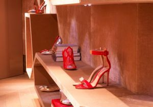Push mode: Gianvito Rossi aux pieds des femmes