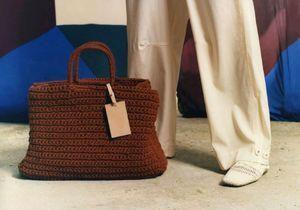 Push Mode : les sacs cabas en crochet de la marque Mizele