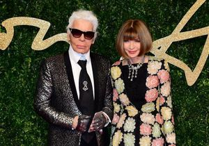 Quand Anna Wintour rend hommage à Karl Lagerfeld