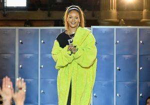 Quand le #FreeTheNipples s'invite au défilé Fenty x Puma by Rihanna