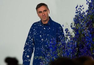 Raf Simons quitte la direction artistique de Dior