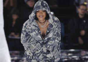 Rihanna : sa collection printemps-été 2017 pour Puma présentée à Paris
