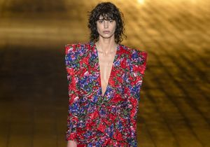 Saint Laurent : le Tout-Paris scintille pour Anthony Vaccarello