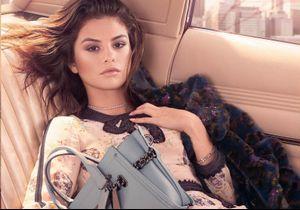 Selena Gomez hyper sexy dans la nouvelle campagne Coach