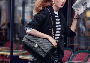 Sofia Coppola prête son œil au sac Chanel 11.12