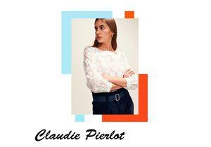 Soldes Claudie Pierlot été 2019 : 5 pièces qu'on peut s'offrir les yeux fermés