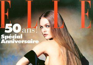 Vanessa Paradis et ELLE en 13 covers