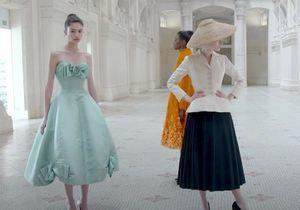 Visite virtuelle : découvrez gratuitement l'exposition « Christian Dior, couturier de rêve »