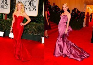 Zac Posen met la clé sous la porte : ses plus belles robes sur tapis rouge