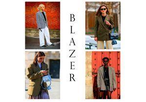 20 blazers à apprivoiser cet automne
