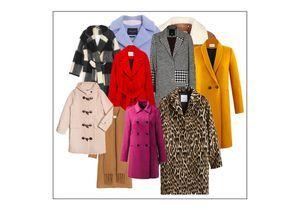 50 manteaux pour passer l'hiver au chaud