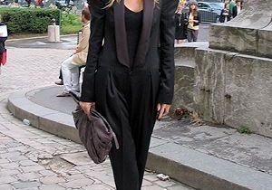 Défilés de fashionistas pour la Haute Couture
