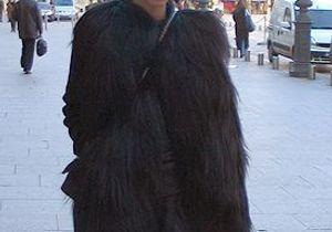 Défilés parisiens : les fashionistas en fourrure