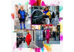 Street-style : les looks les plus extravagants de la Haute Couture