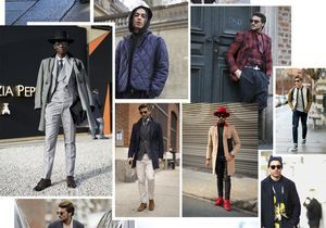 Street style : 50 hommes qui ont du style