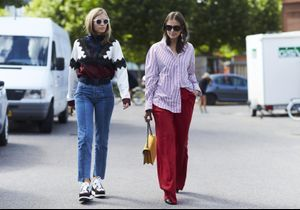 Street style : 20 looks pour un week-end décontracté