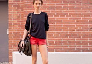 Street style : elles osent le short en ville
