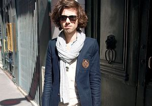 Street style hommes