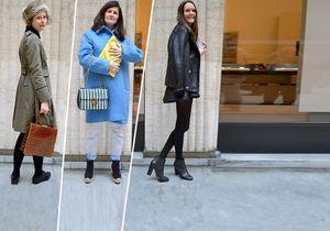 Street style : la tenue de Fashion Week des filles du ELLE
