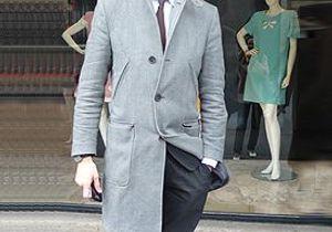 STREET STYLE : Les hommes en costume
